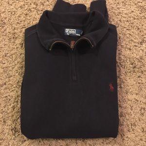 Polo Ralph Lauren Half zip like new!